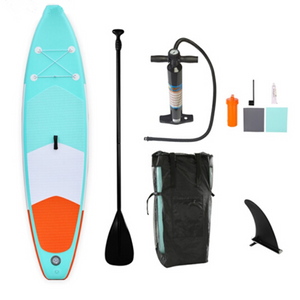 Christmas Hot sale, 20% off 290cm Sup Inflatable Paddle Board Longboard Surfboard