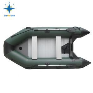 Inflatable boat materials and accessories