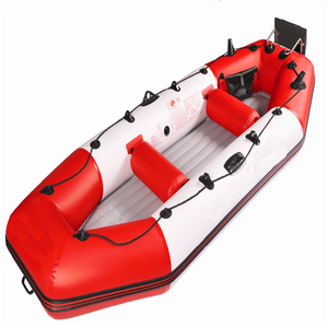 Commercial Grade Whitewater Inflatable River Boat Raft For Sale