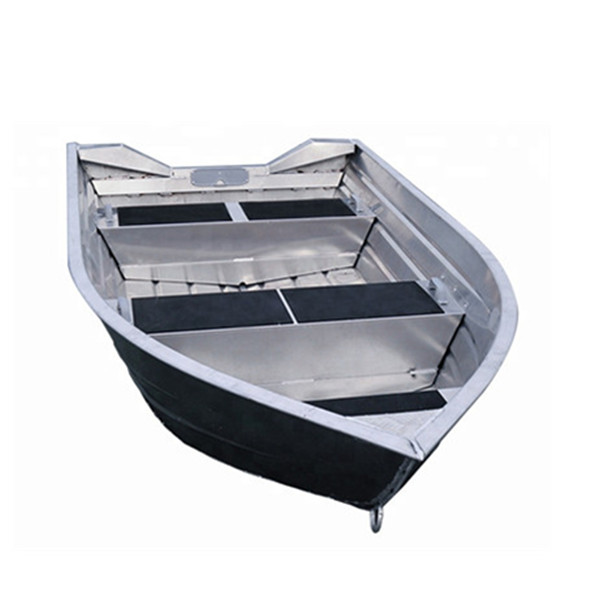 Small Aluminum Fishing Boat with Motor for Sale