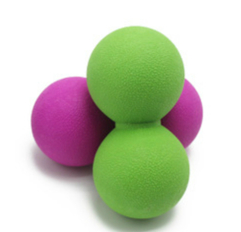2018 Christmas gifts Fitness facial massage balls