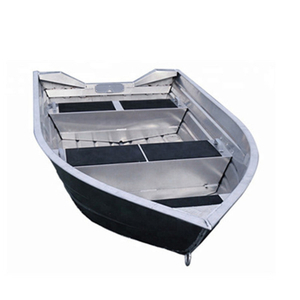 DeporteStar Aluminum Hull Material and New Condition small aluminum boat for sale