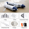 China Factory Inflatable Fishing Rubber Boat Fishing Boat Prices