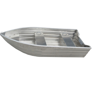 DeporteStar Family Use New Condition Small Aluminum Boat for Sale