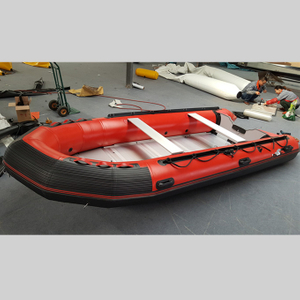 DeporteStar CE Certification and custom Length INFLATABLE DRIFTING BOAT