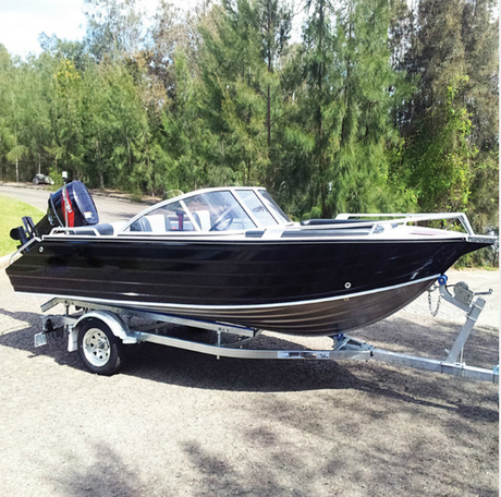 DeporteStar 2018 New 16ft Aluminum Fishing Boat for Sale