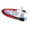Best-selling boat inflatable fishing luxury rib 350 inflatable boat